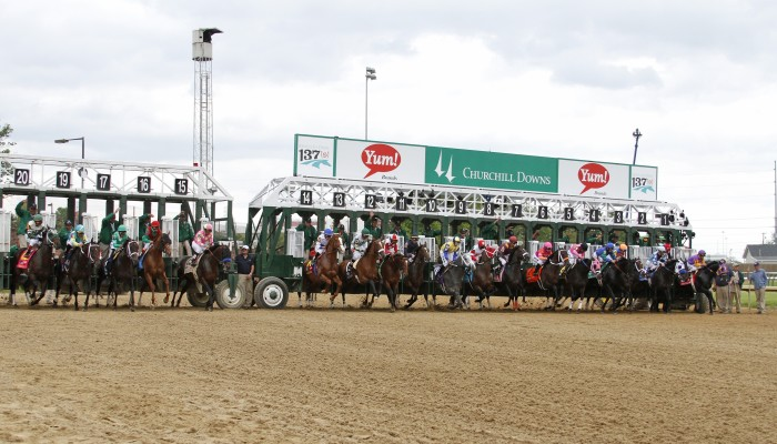 1. The first horse racing was in Lexington in 1789, but the Kentucky Derby is the longest running horse race in the United States, beginning in 1875.