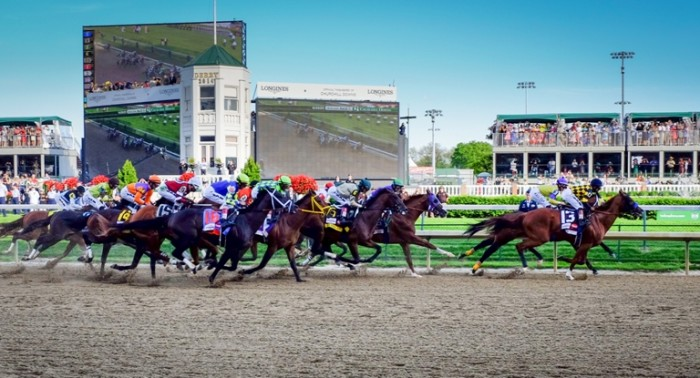 1. Attend or watch the Kentucky Derby