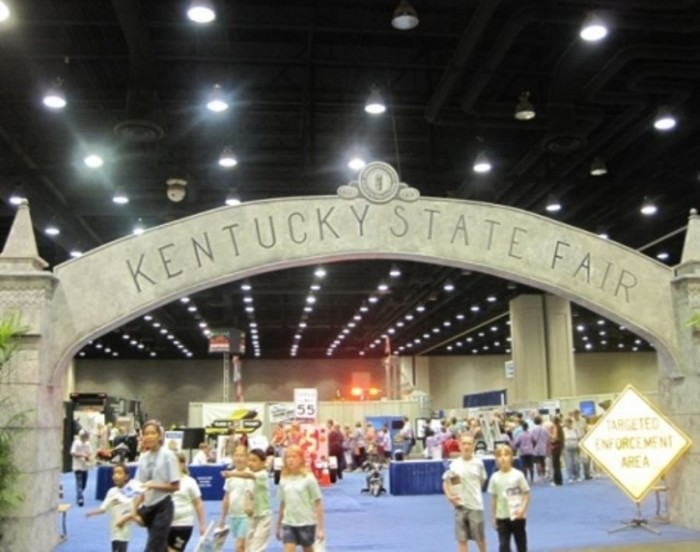 3. Go to Kentucky Kingdom or the State Fair