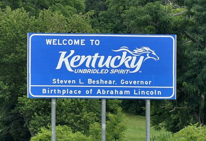 4. The only redneck jokes you like are about Kentucky.