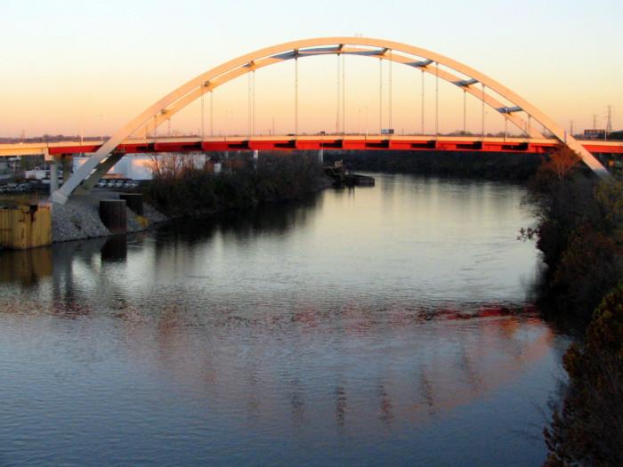 Korean Vets bridge