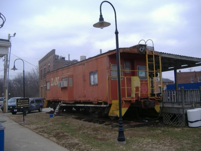 3. Kentucky Railway Museum in New Haven