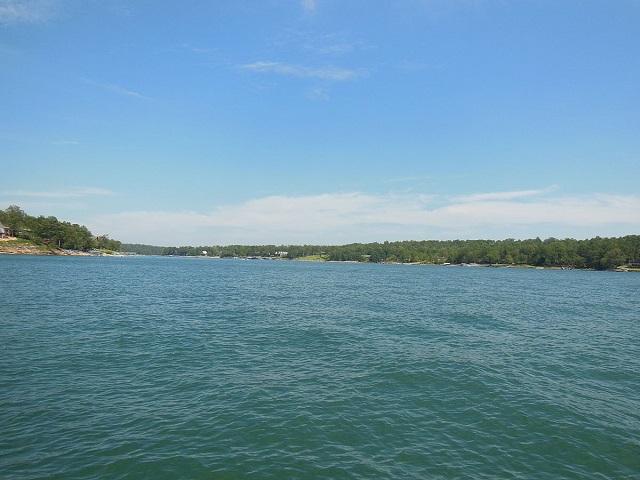 9. Lewis Smith Lake