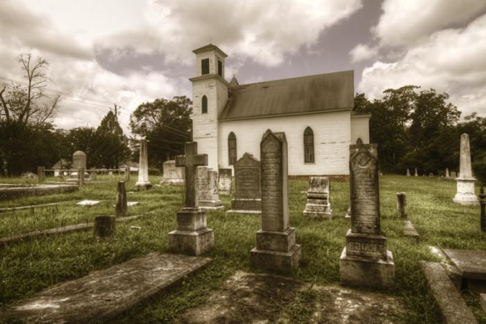 The Beth Salem Presbyterian