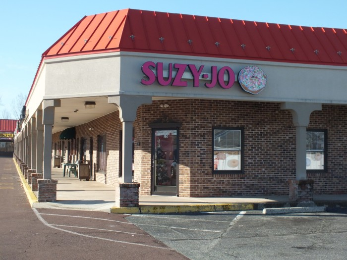 12. Suzy-Jo Donuts, Bridgeport, Limerick, and Blue Bell