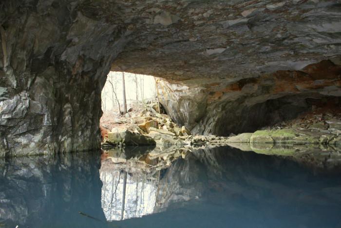 5) Limestone Quarry
