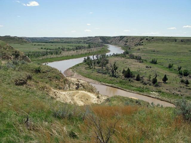 8. Little Missouri River