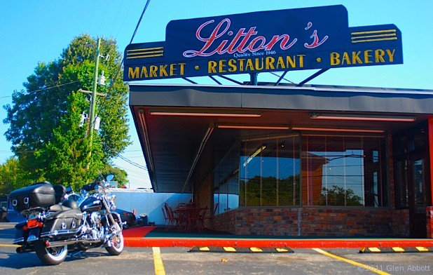 8) Litton's - Knoxville