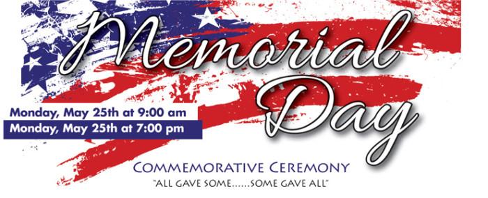2. Boca Raton Memorial Day Commemorative Ceremony and Concert