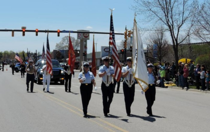 12) Maybe instead you're feeling like a parade or a festival is in order. If so, there are plenty of Memorial Day parades all over the state...