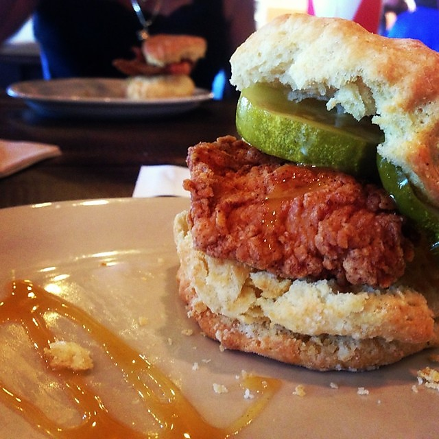 6) Maple Street Biscuit  - Chattanooga