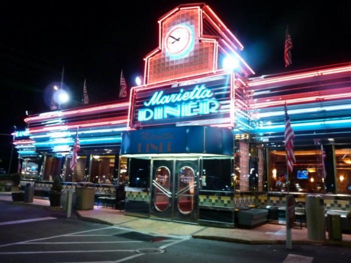 Restaurants On Peachtree St Atlanta