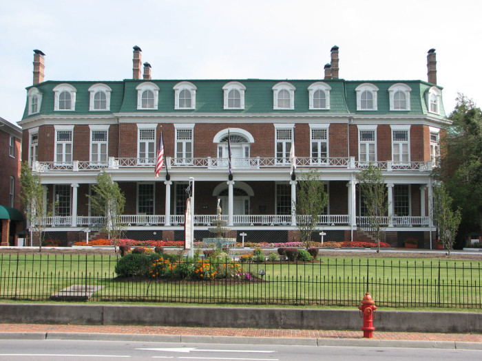 9. The Martha Washington Inn and Spa, Abingdon