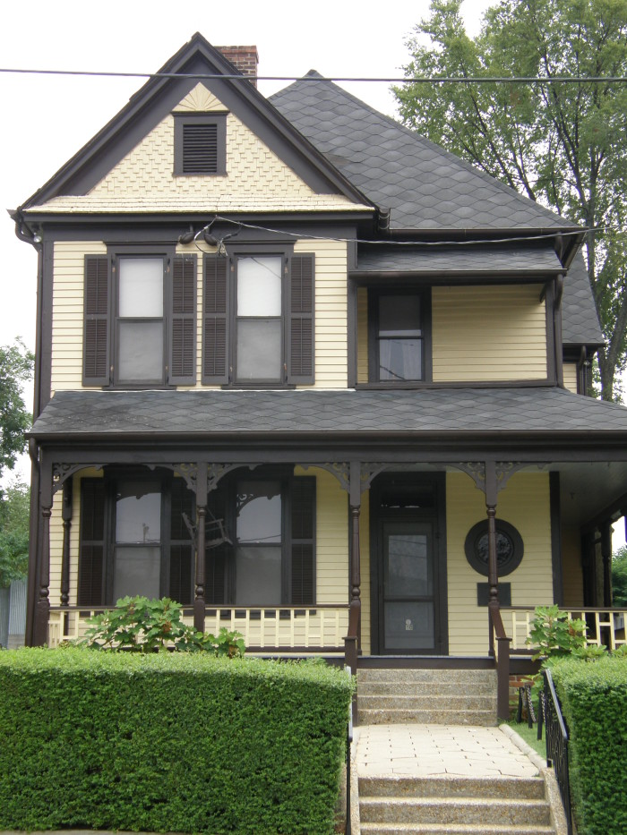 Martin Luther King, Jr.'s Childhood home