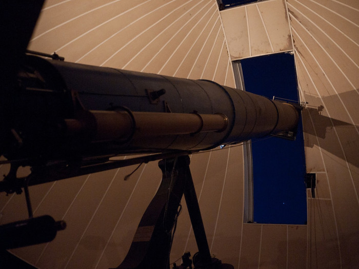 McCormick Obs Refractor
