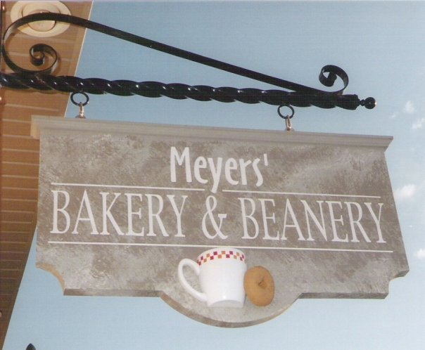 14) Meyer's Hometown Bakery, Lake Odessa