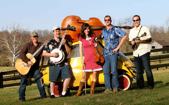 10. Mineral Bluegrass Festival, July 16-18