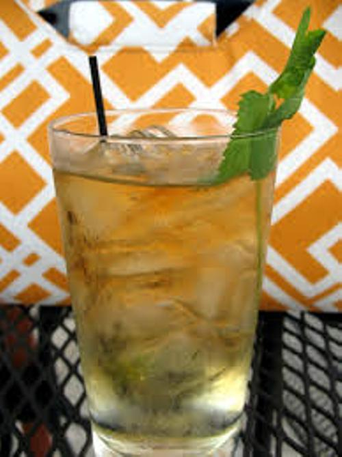 8. Try a Mint Julep