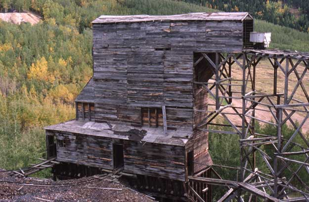 8) Mollie Kathleen Gold Mine (Cripple Creek)