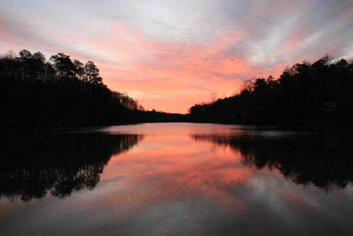 Mountain Park Sunrise