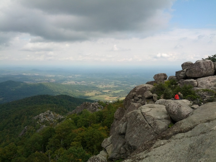1. Mountains, hiking and the great outdoors