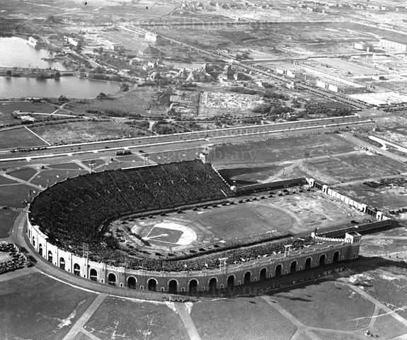 12. John F. Kennedy Stadium, Philadelphia, 1926 (Demolished in 1992)