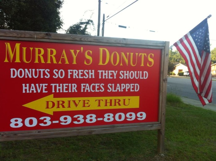 2. Murray's Donuts - Sumter, SC