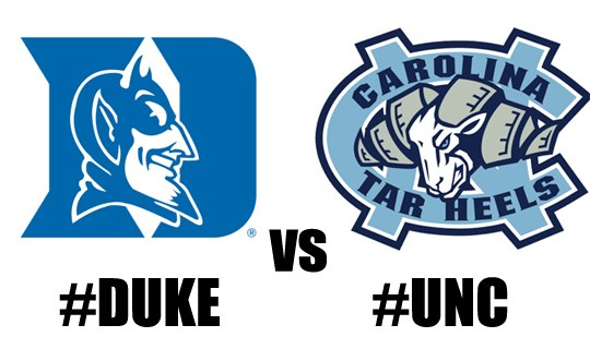 10. Duke and or Carolina fans