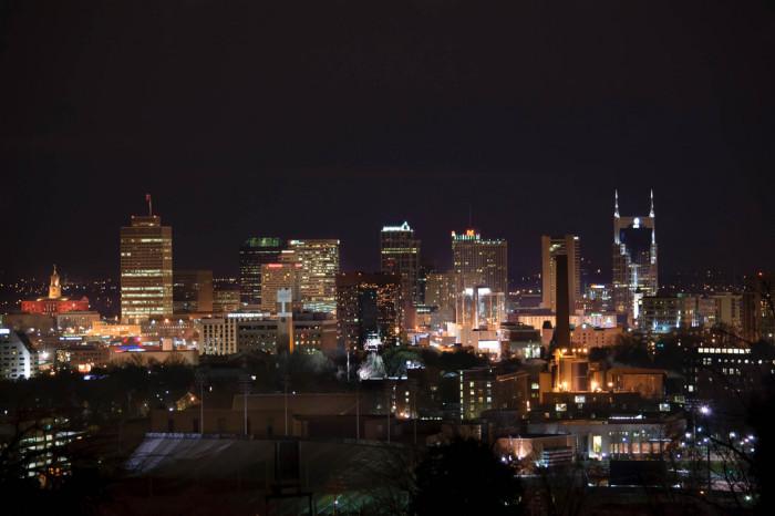 2) Get Classy In Nashville