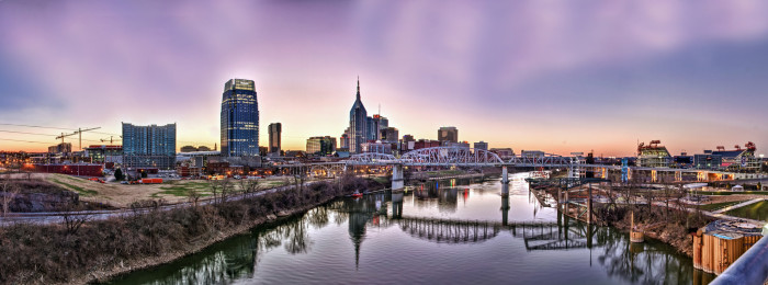10) And while you're at it? Stop raging about Nashville! Have you been to Knoxville, Chattanooga? C'mon now.