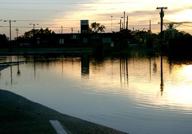 4) Nashville Flood - 2010