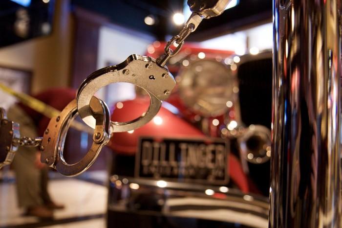 7. Crime and Punishment Museum- Ashburn, GA
