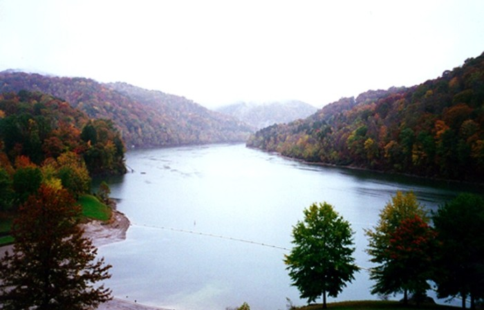 3. Nolin Lake State Park in Western Kentucky