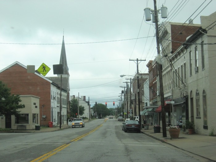 17. Oddville is near Cynthiana  and despite its name, is a relaxed, country community.  Kentucky is also home to Blandville, Shopville and Fearsville.