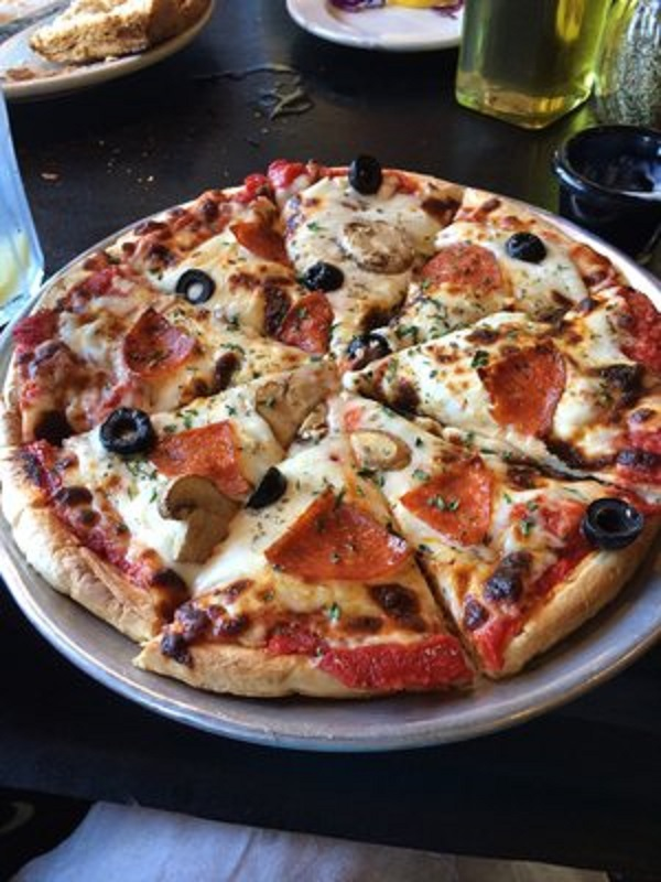 Olive Pit PIzza