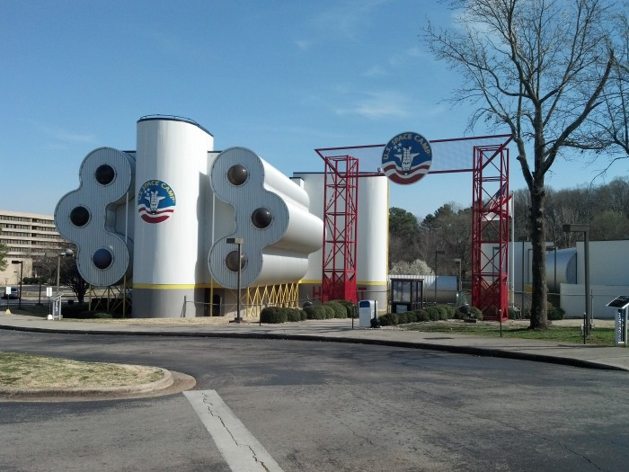 5) Alabama is home to the one and only Space Camp, located in Huntsville.