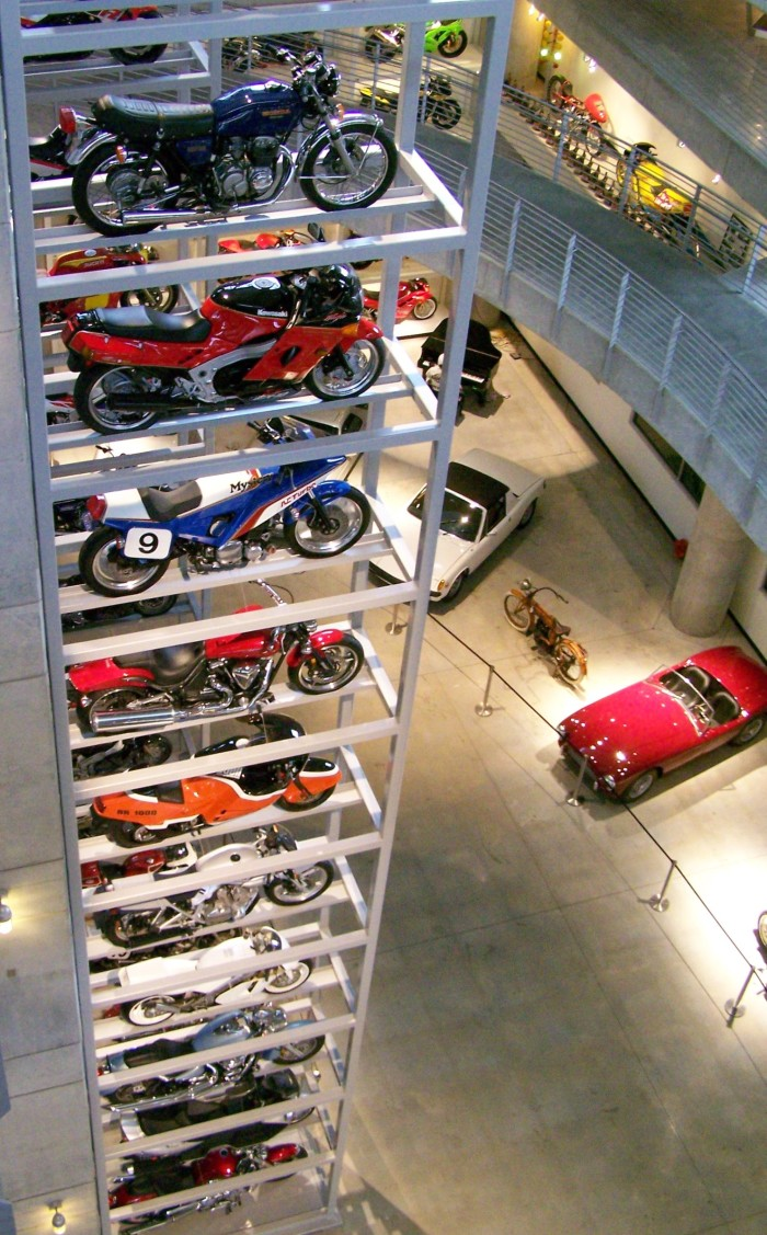 8) Alabama is also home to Barber Vintage Motorsports Museum - the world's largest motorcycle museum, located in Birmingham.