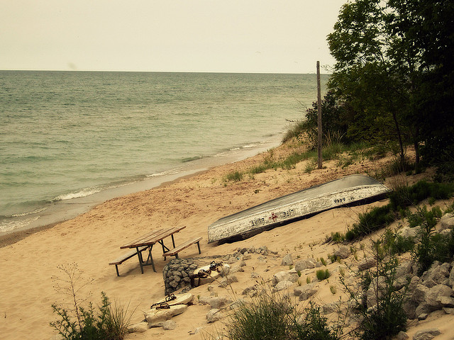 8) Orchard Beach State Park, Manistee