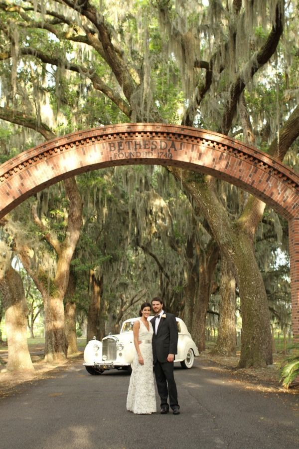 Outdoor Wedding In Savannah GA Savannahido Locations 481