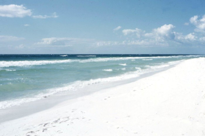 8. We have beautiful beaches