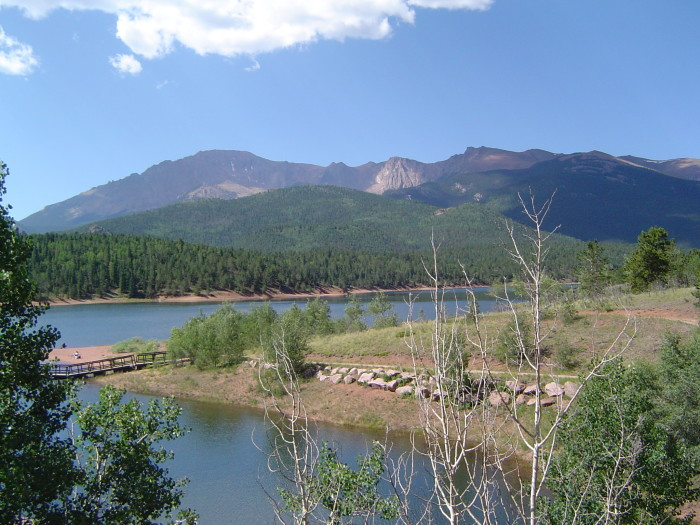 10.) Pike National Forest
