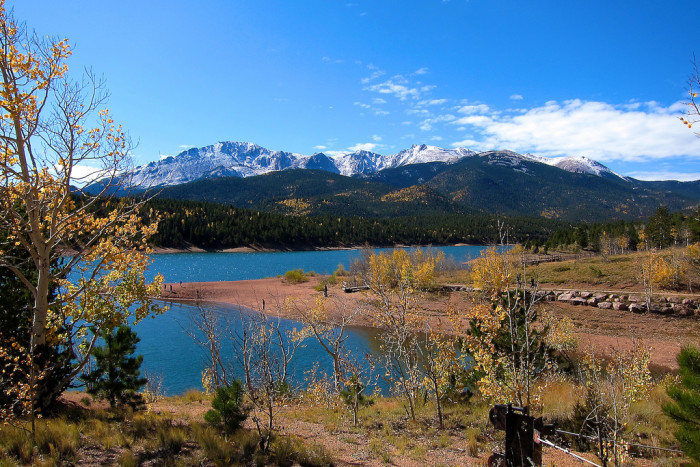 Pikes Peak Drive >> Here's Some Of The Best Hiking In Colorado