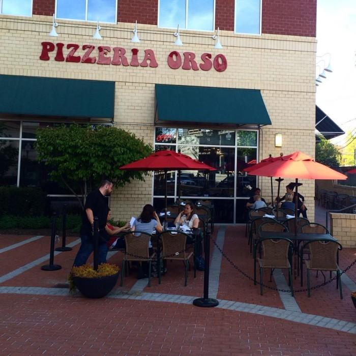 3. Pizzeria Orso, Falls Church