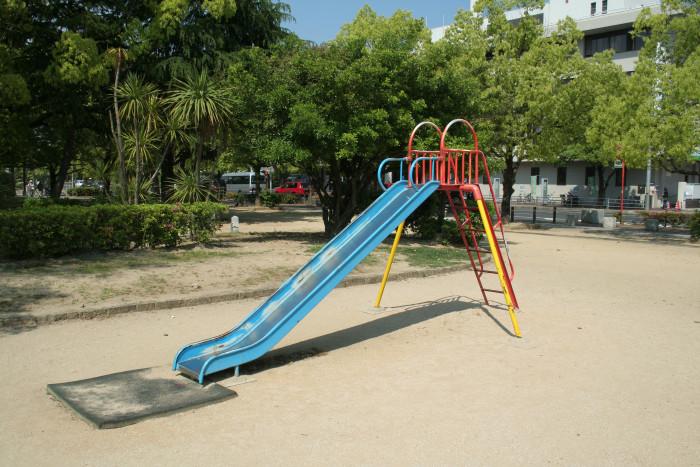 6) Slippery Slide