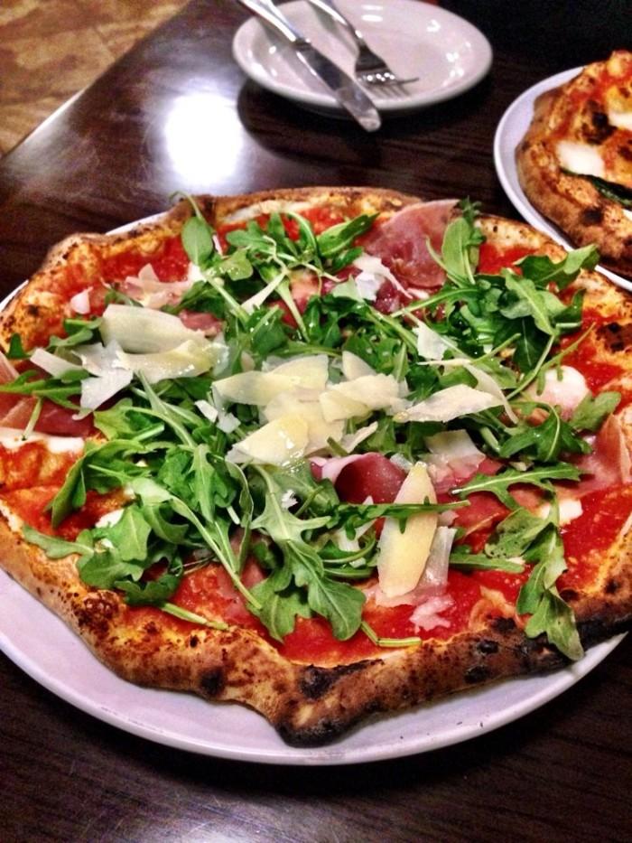 Pupatella pizza