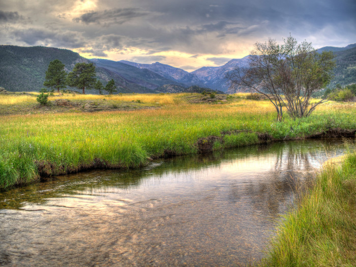 12.) Rocky Mountain National Park