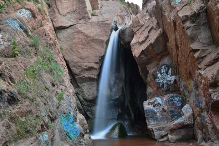 9) Rainbow Falls (Manitou Springs)