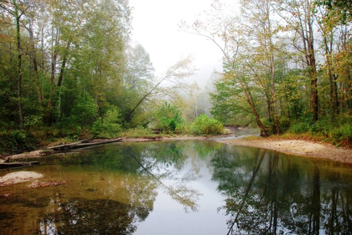3.Red River Gorge has the best of everything from swimming to rafting and canoeing.