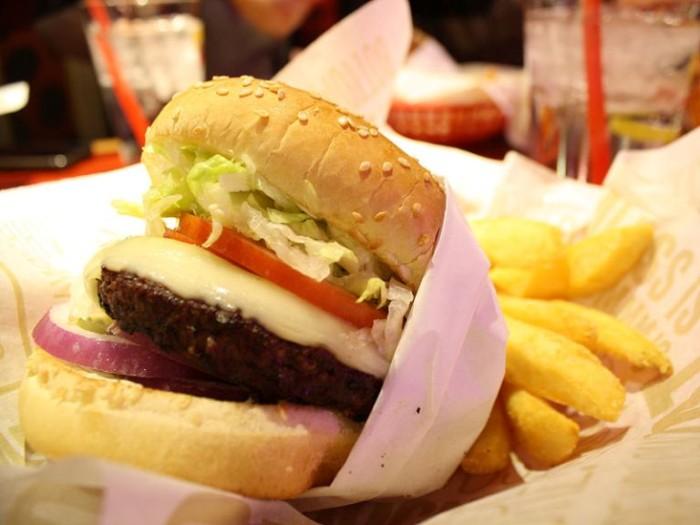 2A. Red Robin Burger.