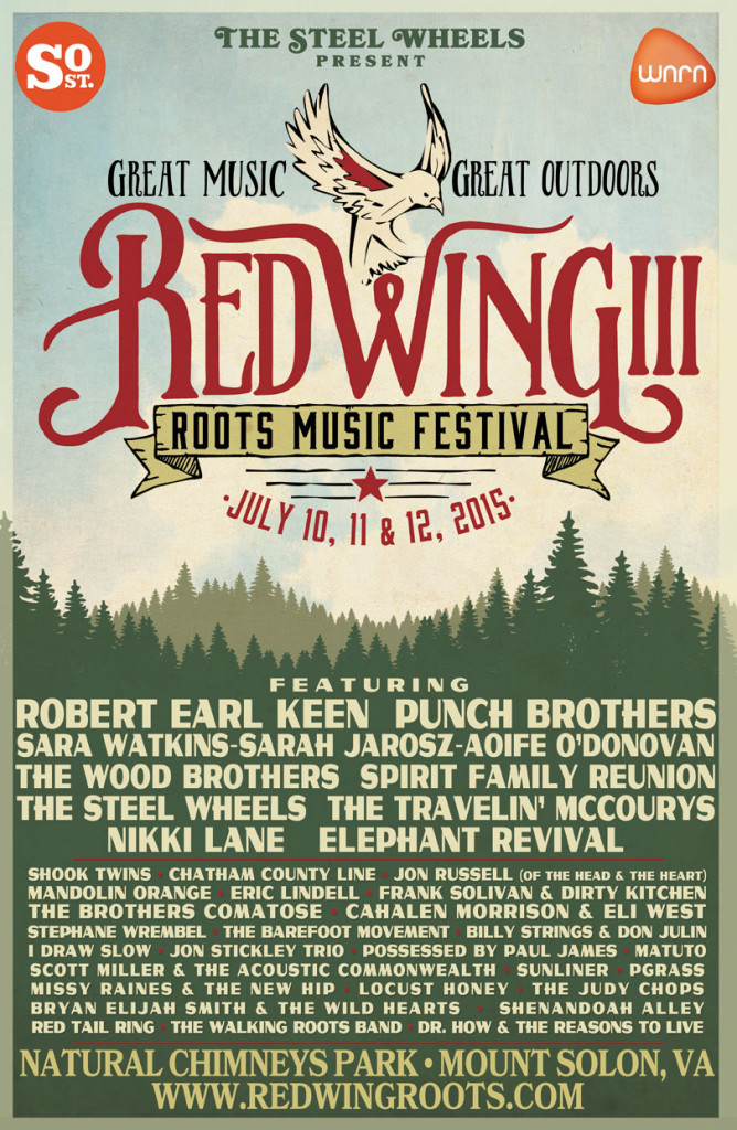 9. Red Wing Roots Music Festival, July 10-12